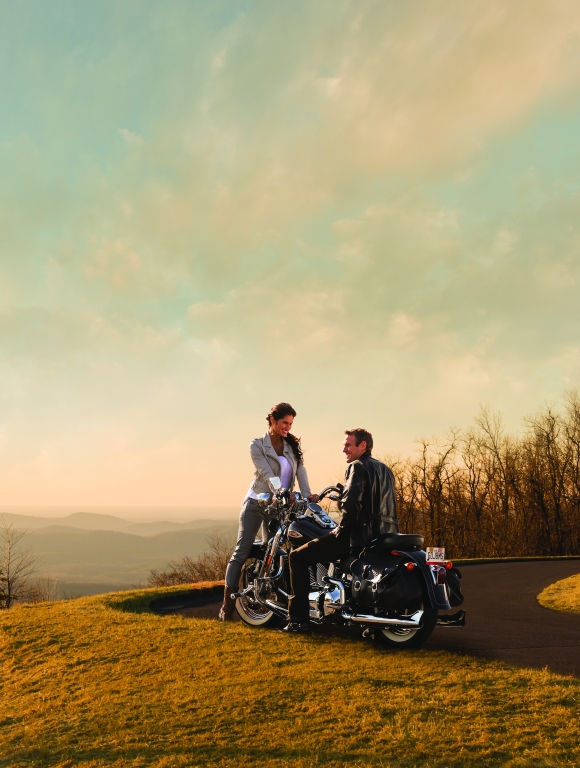 Shenandoah Valley_motorcycle